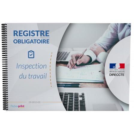 Registre obligatoire - Inspection du travail