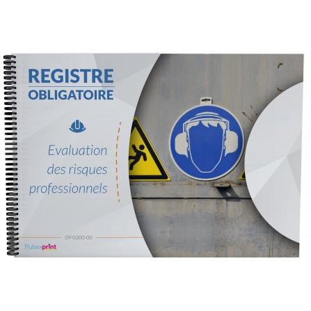 Registre obligatoire - Risques professionnels